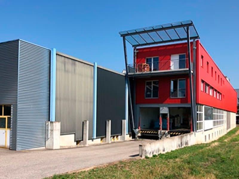 Moderne Bürofläche im Industrieteil Burgdorfs (3)