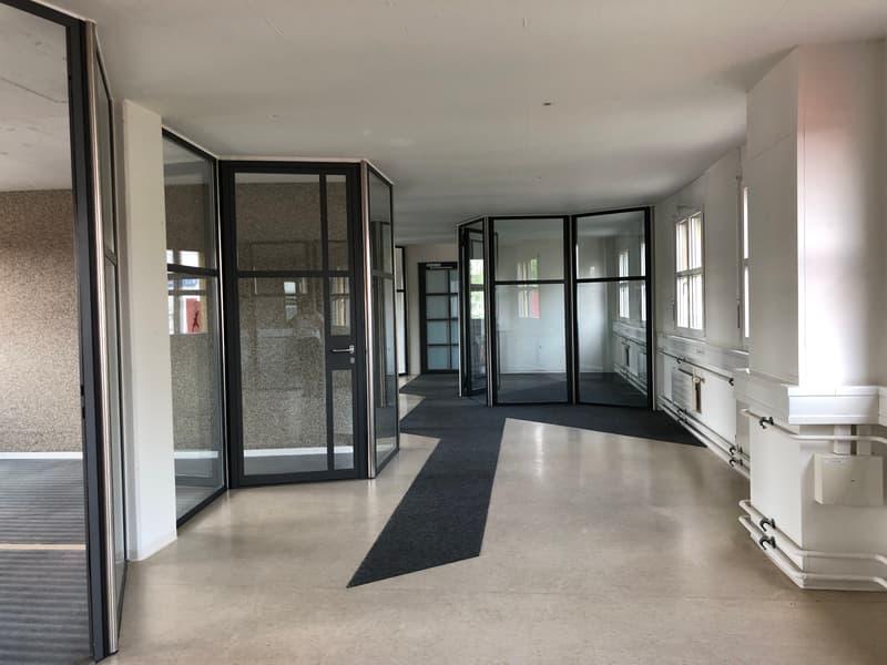 Moderne Bürofläche im Industrieteil Burgdorfs (4)