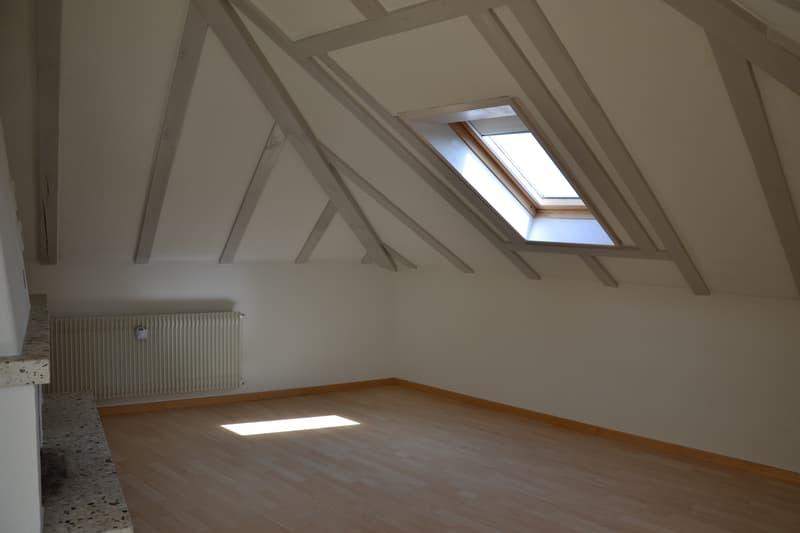 Hübsche 4½-Zimmerwohnung mit Balkon