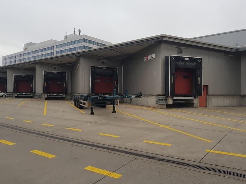 Lager- und Umschlagshalle (UAG Halle7, Abschnitt 4)