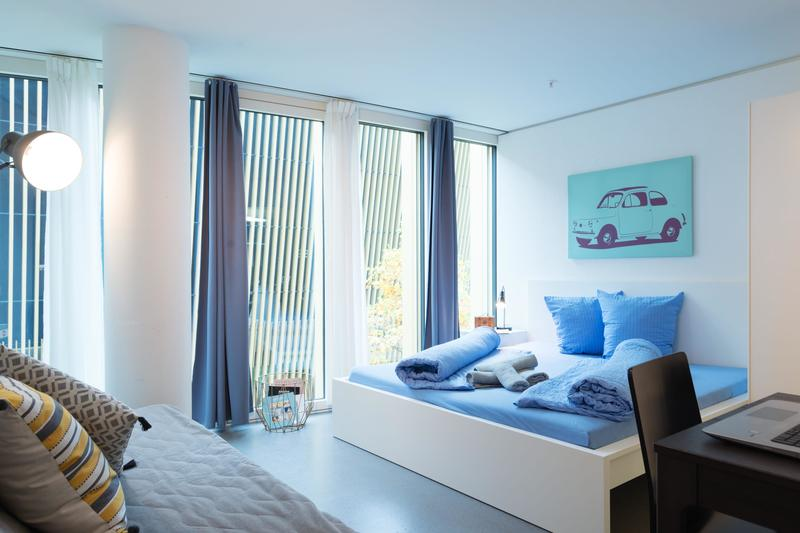 Komfortable und praktische Studio Apartments in Luzern (4)