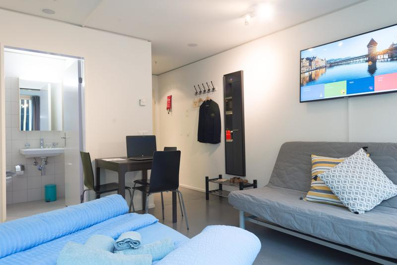 Komfortable und praktische Studio Apartments in Luzern (2)