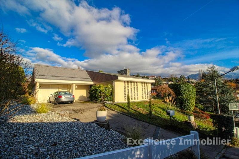 Spacieuse villa individuelle de 7 pièces à Vevey