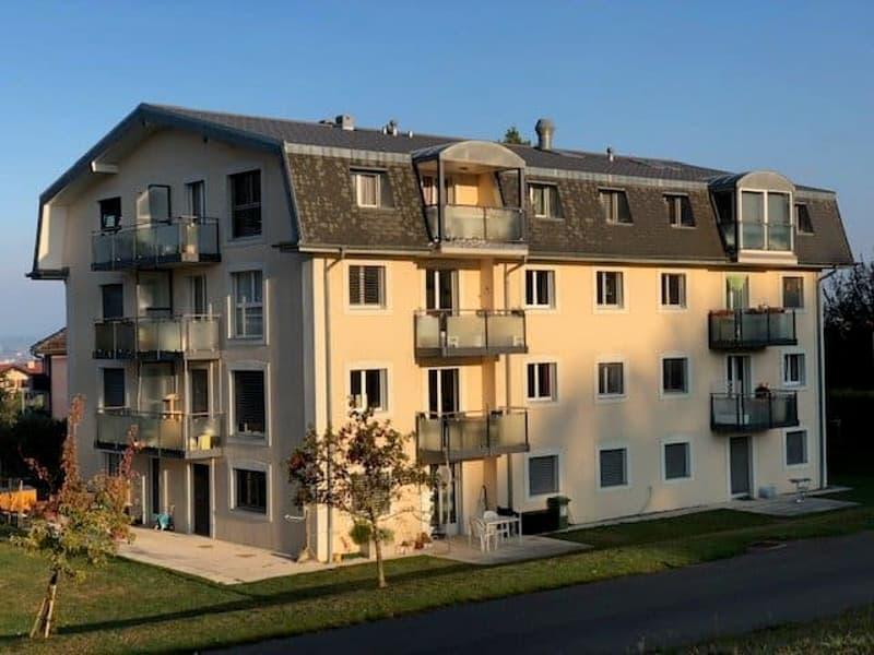 Appartement de 4 pces/1er à Attalens - Lot 5