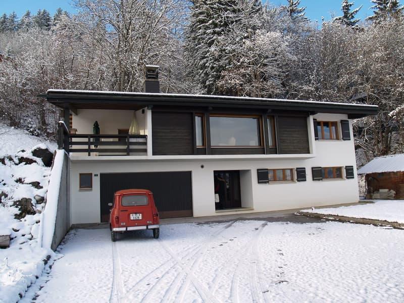 Villa - 6.5 pces - Bluche (Crans-Montana) - EXCLUSIVITE