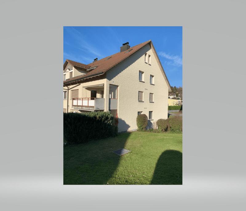 gemütliche 4½-Zr.-Wohnung in Steueroase Winkel
