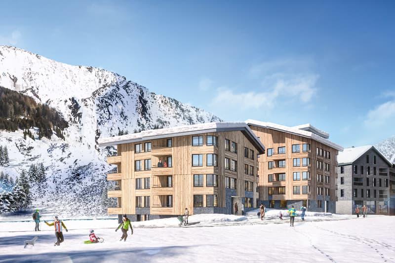 TurmfalkeSuites - Chalet Suites in den Schweizer Alpen (2)