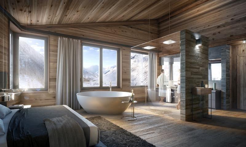 TurmfalkeSuites - 3.5 Zimmer Chalet Suite in den Schweizer Alpen (2)