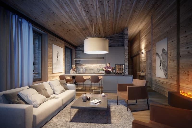 TurmfalkeSuites - 3.5 Zimmer Chalet Suite in den Schweizer Alpen (4)