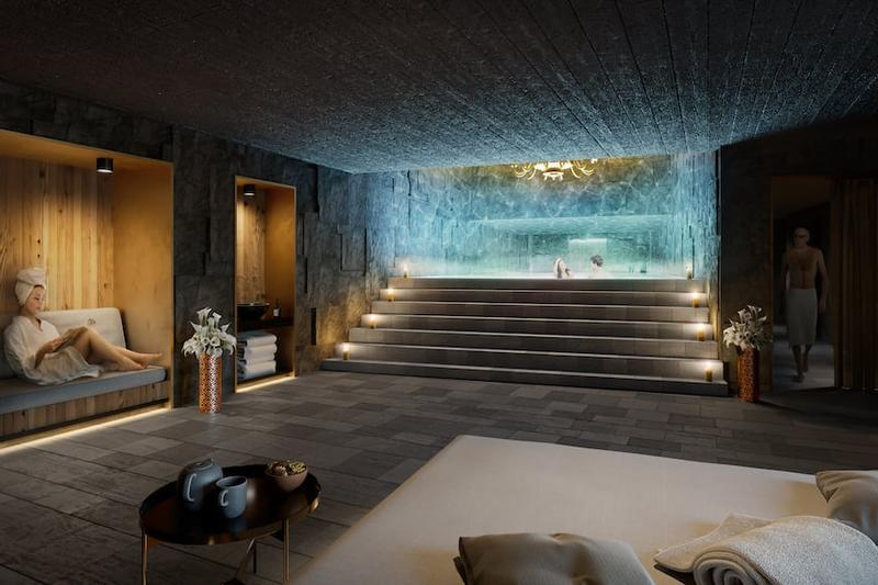 Studio Apartment im Chalet Stil in den Schweizer Alpen (1)