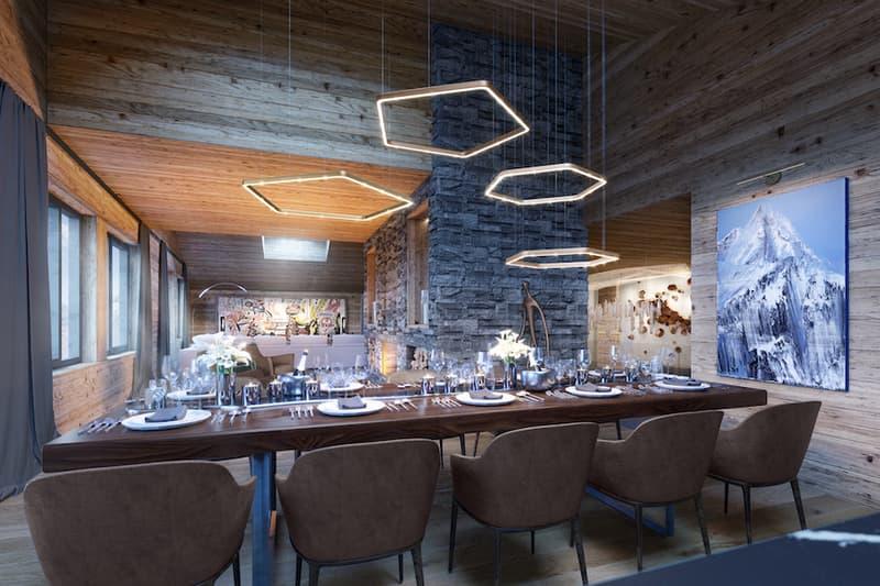 TurmfalkeSuites - 3.5 Zimmer Chalet Suite in den Schweizer Alpen (1)