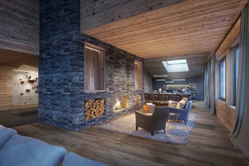 Studio Apartment im Chalet Stil in den Schweizer Alpen (4)