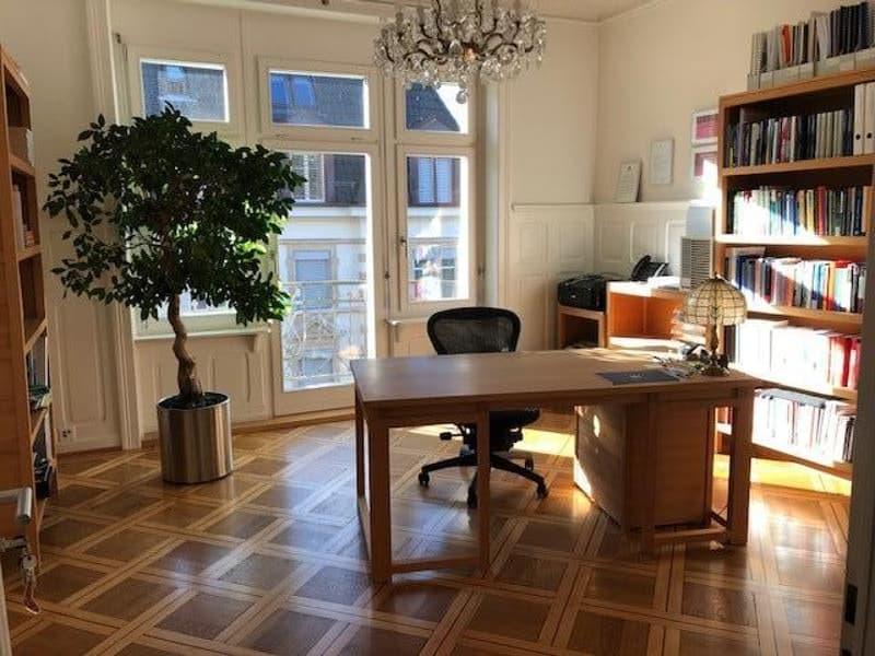 Römerhof - hochwertige Büroräume möbliert zu vermieten
