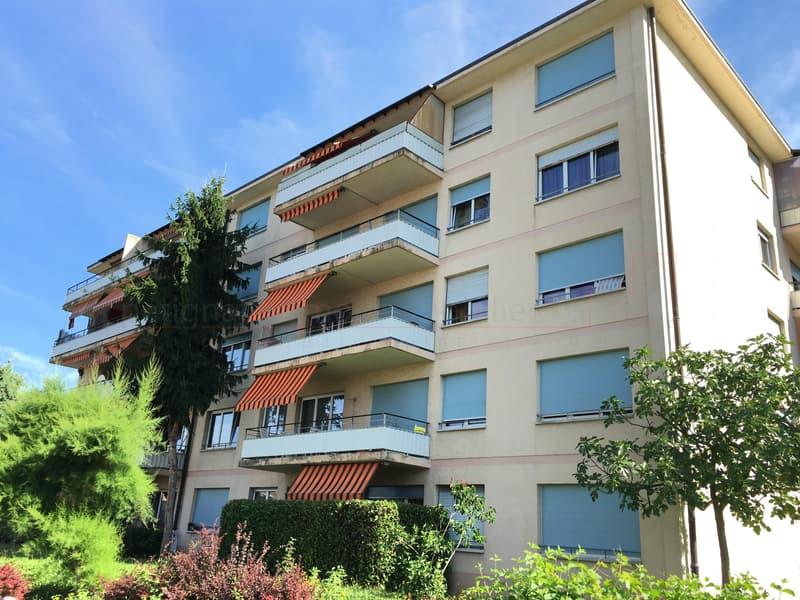 Charmant logement de 2 pièces avec balcon