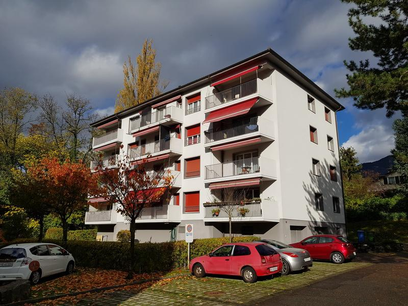Spacieux 3.5 pièces au 1er étage avec balcon