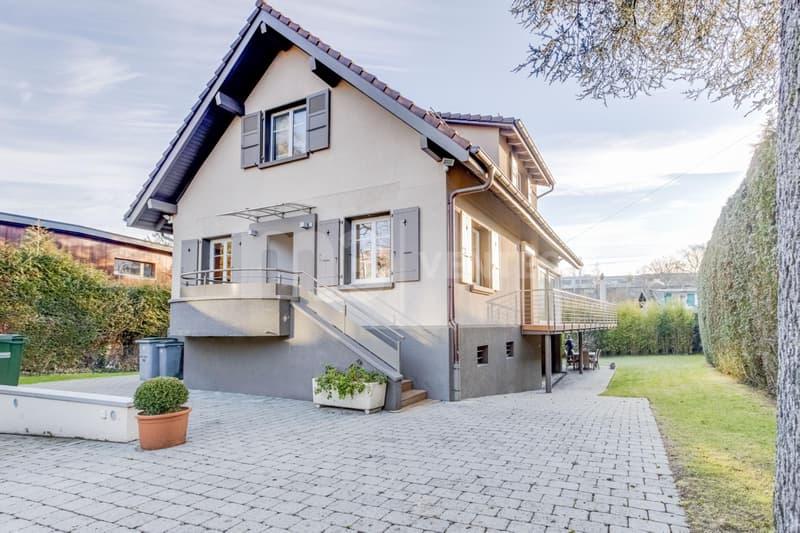 Superbe villa familiale de 8 pièces à Chêne-Bougeries
