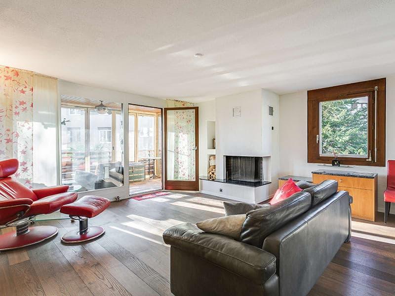 Komfortables Apartment in grünem & ruhigem Quartier / Cosy apartment i