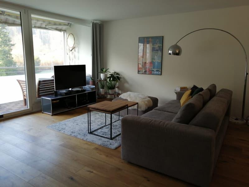 Moderne und helle 3.5 Zimmer Wohnung mit top Aussicht in Albisrieden, Kreis 9
