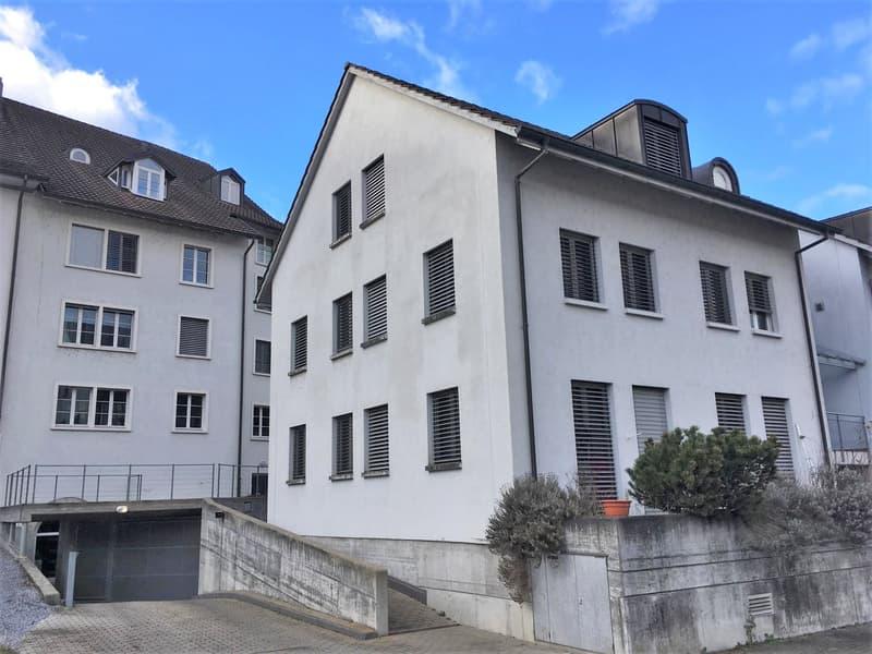 Tolle 2.5-Zimmer-Wohnung im Herzen der Altstadt