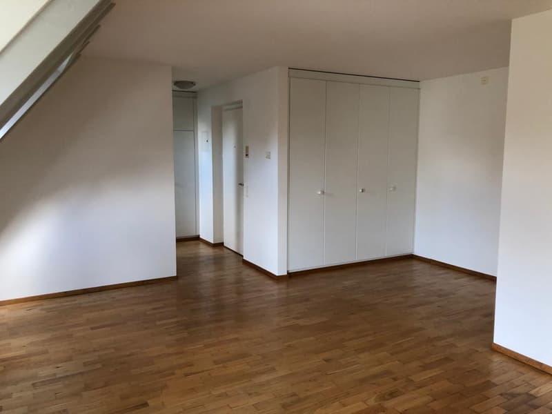 3.5 Zimmerwohnung 2. OG mit Blick ins Grüne