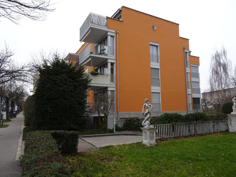 Garagenparkplatz nähe Lindenplatz Altstetten