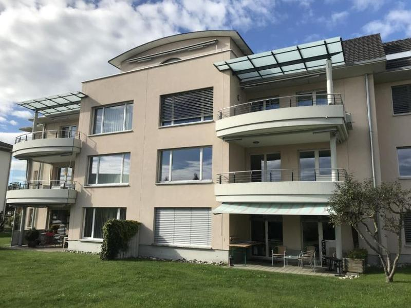 4 ½ Z-Wohnung in Beromünster mit schöner Aussicht