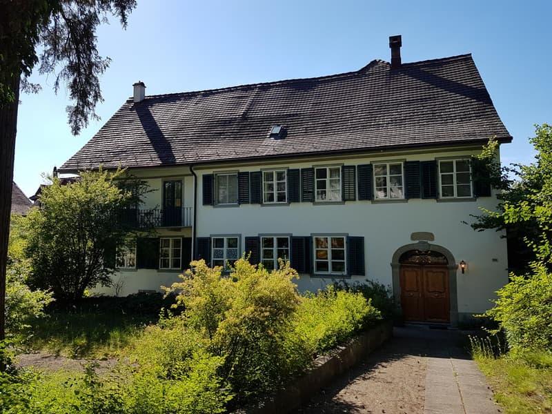 Herzige, frisch renovierte 3 1/2-Zimmer-Wohnung in Steckborn zu vermieten