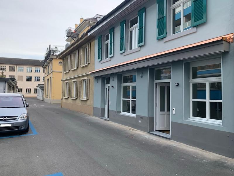 Erstbezug! Atelier im Luzerner Trendquartier (2)