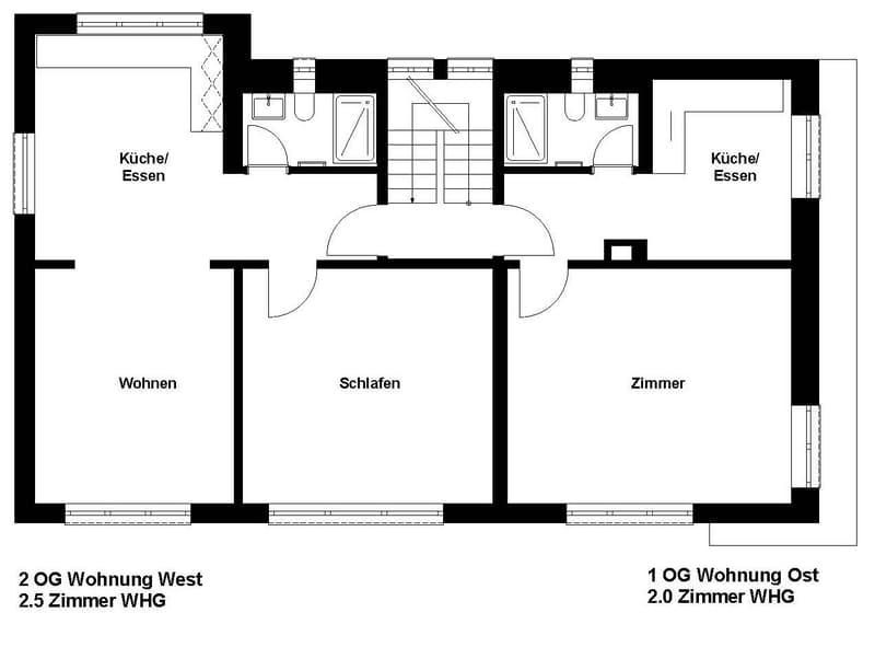 Charmante Wohnung per sofort zu vermieten