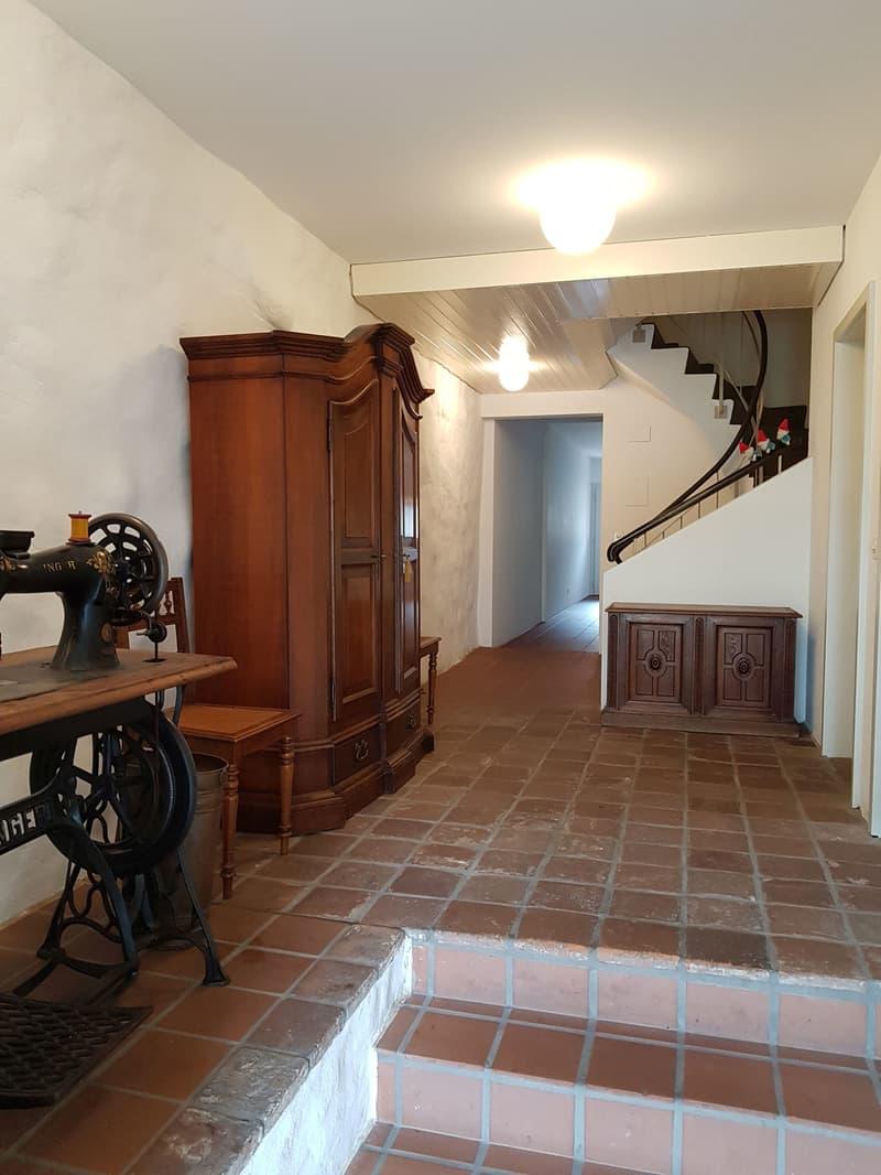 Neu sanierte 3,5-Zimmer Maisonette-Wohnung mit Cheminée am Leonhardsgraben (2)