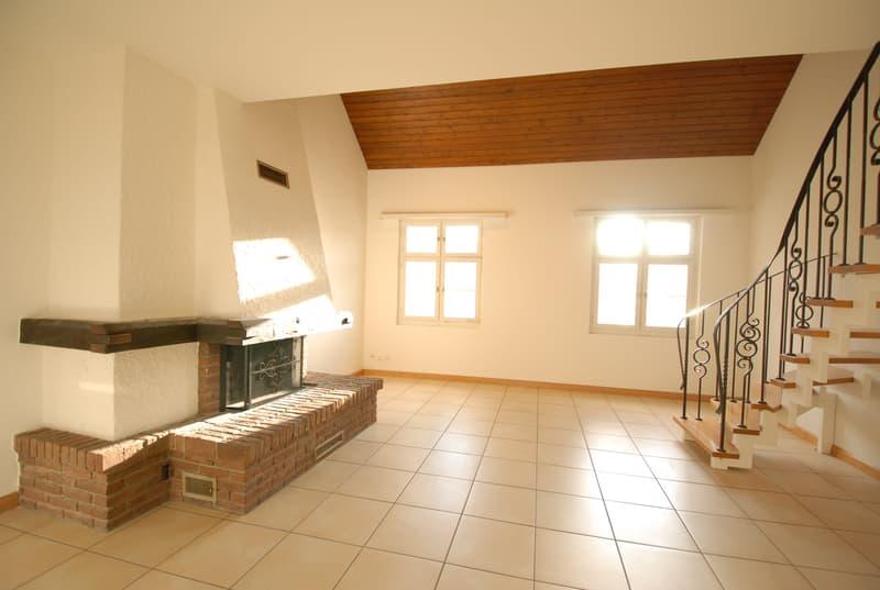 Neu sanierte 3,5-Zimmer Maisonette-Wohnung mit Cheminée am Leonhardsgraben (4)