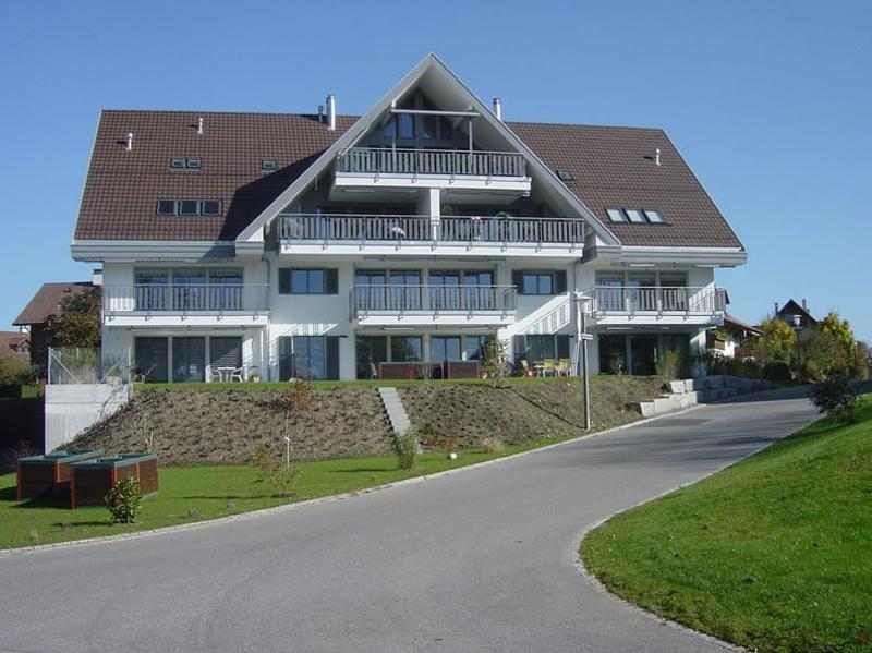 Exklusive 3 1/2 Zi-Wohnung mit gehobenem Ausbaustandard (Eigentumswohnung)