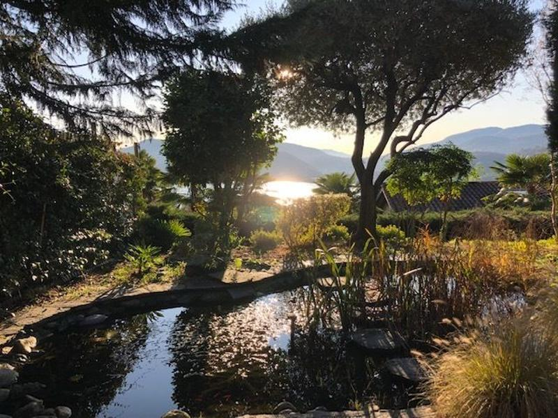 Casetta indipendente con magnifica vista e giardino