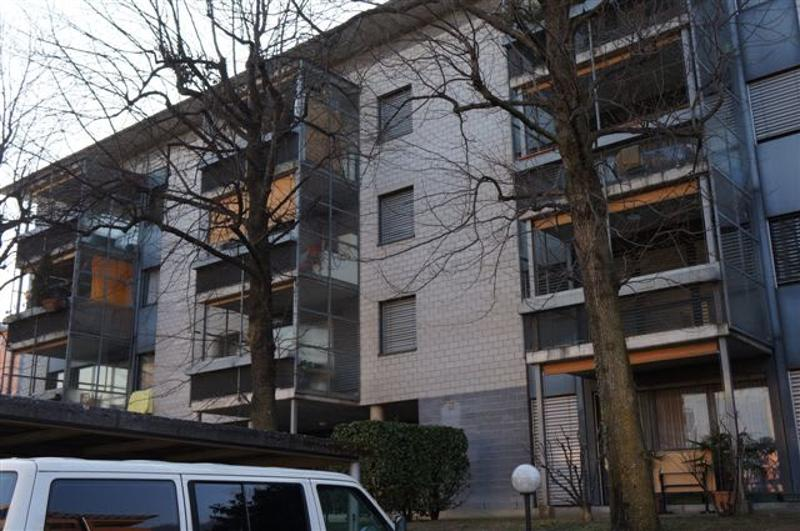 Spazioso appartamento all'ultimo piano ad Agno