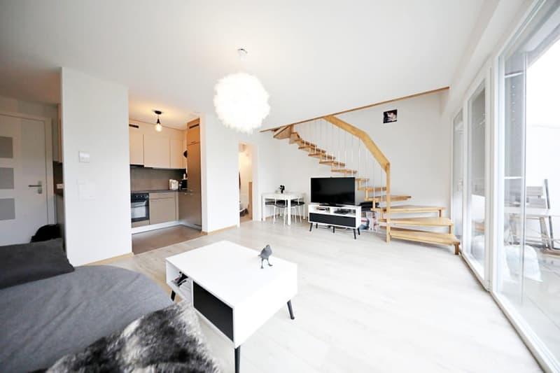 Magnifique appartement de 3,5 pièces / 2 CHB / 1 SDB / 1 WC