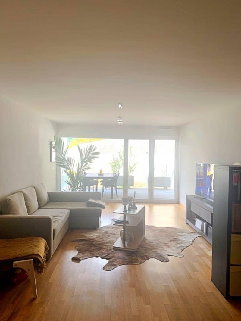 Magnifique appart 3,5 p / 2 chambres / 2 SDB / balcon avec vue