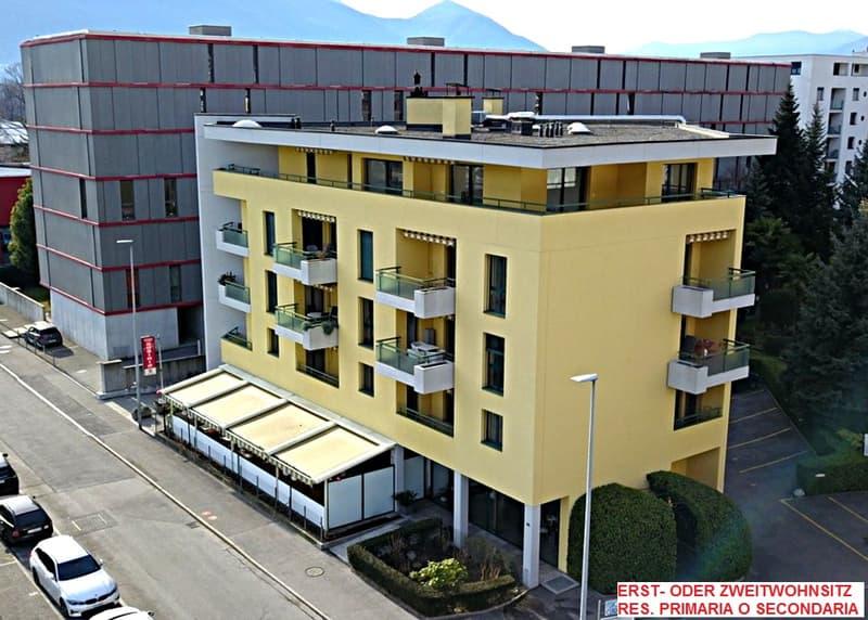 2 ½ - Zimmerwohnung / Appartamento 2 ½ locali