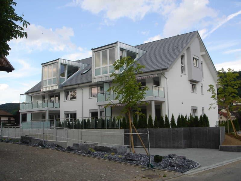 4,5-Zimmer-Wohnung mit grossem Süd-West Balkon