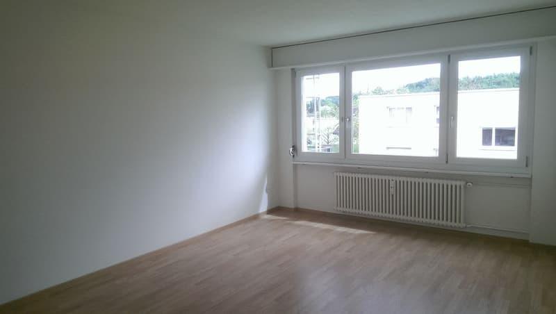 Sanierte 3-Zimmer-Wohnung in Erlen