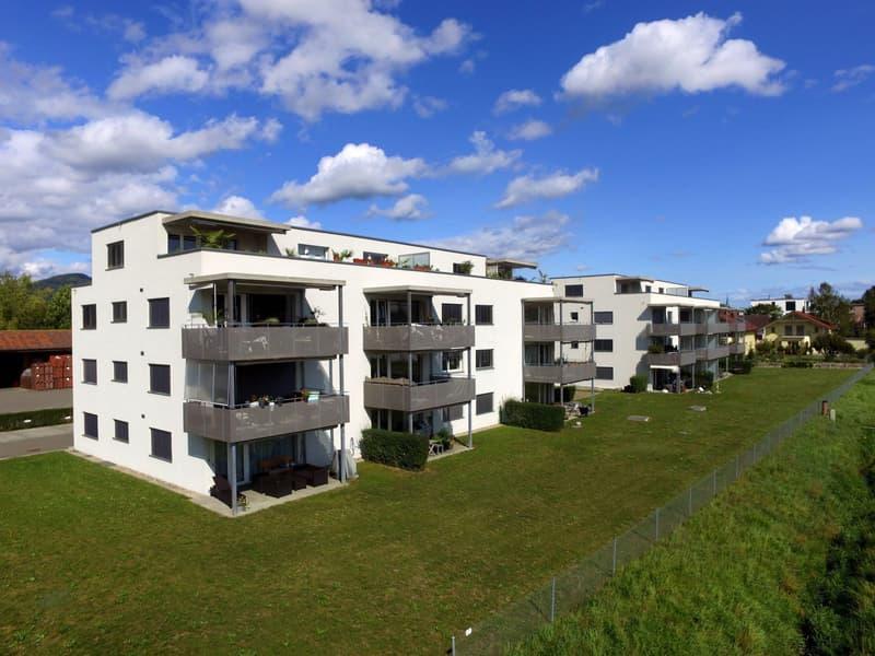 Moderne 2.5-Zimmer-Wohnung an ländlicher Lage