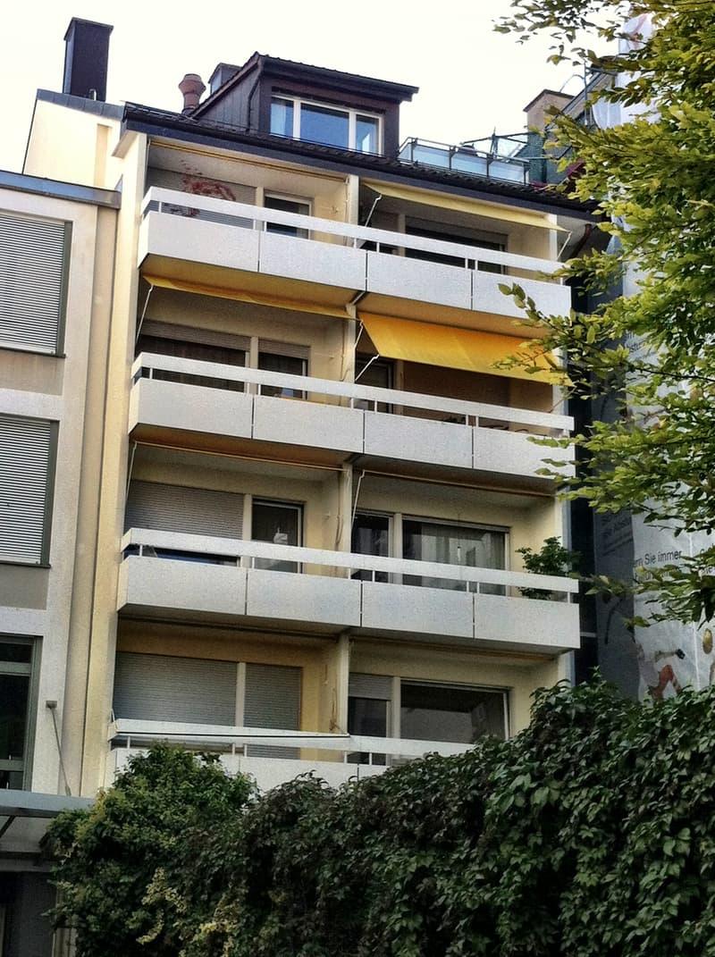 1-Zimmer-Appartement mit Balkon an TOP Lage