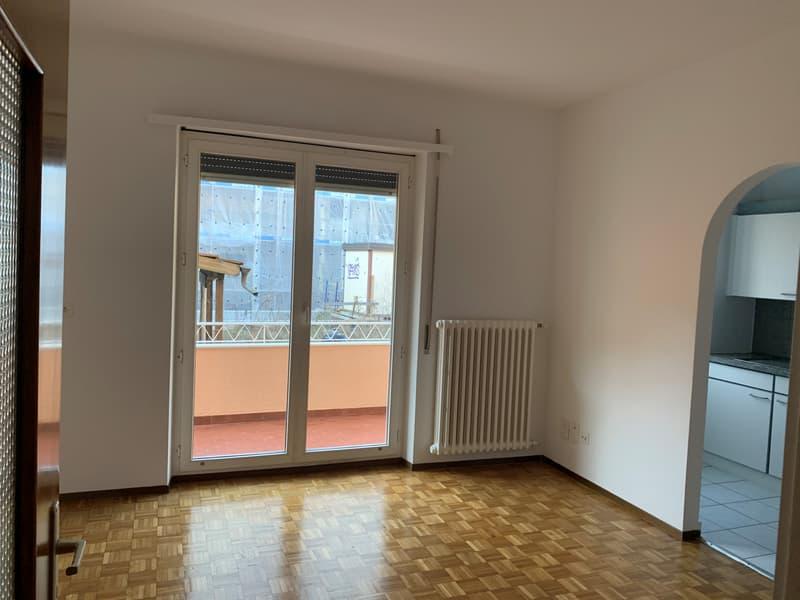 Primo mese gratis - grazioso appartamento a Locarno con box garage, in posizione centrale