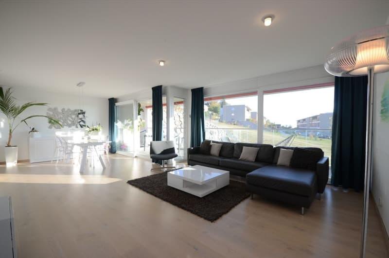 Spacieux et lumineux appartement de 5.5 pièces avec terrasse