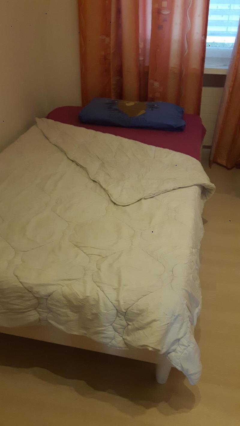 120/200 Bett