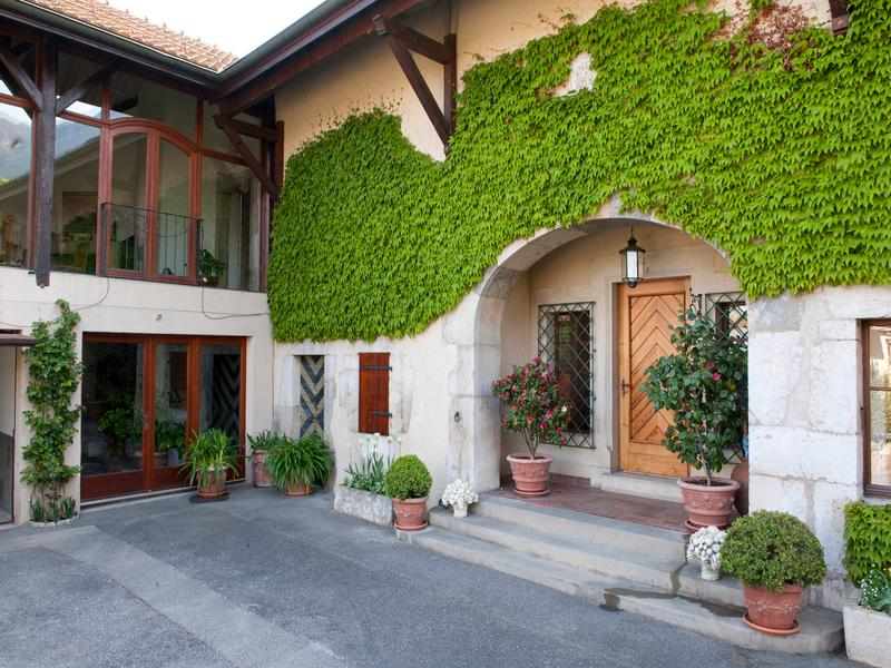 Superbe maison de charme à Veyrier