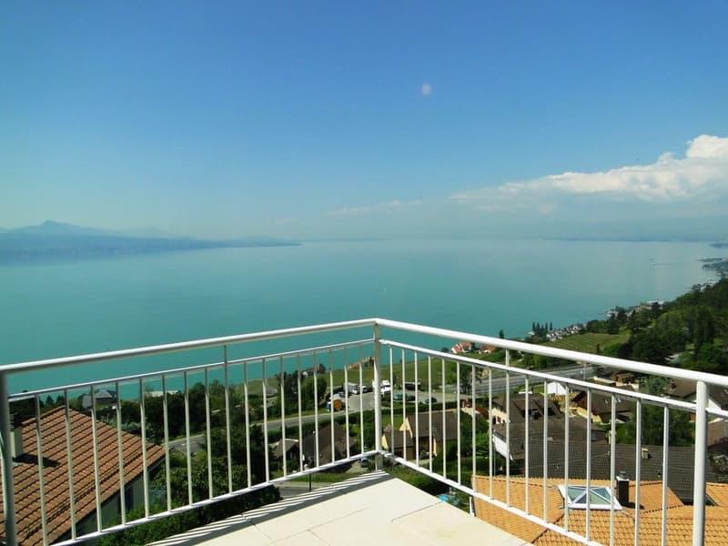 Spacieuse villa individuelle 6,5 pièces avec vue panoramique !