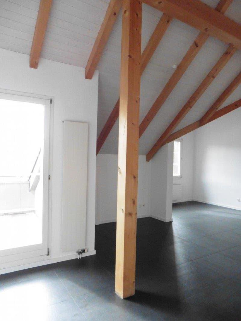 3.5- Zimmer-Dachwohnung in herrlicher Landhaussiedlung