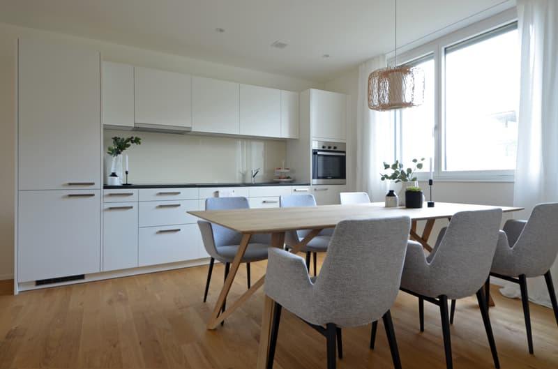 Küche-/Essbereich