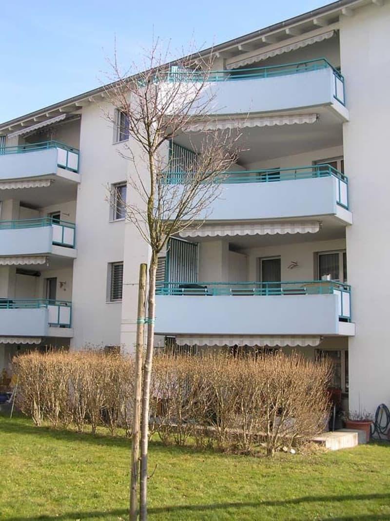 Wohnen im ruhigen, sonnigen und zentralen Quartier Usserhus Rothenburg