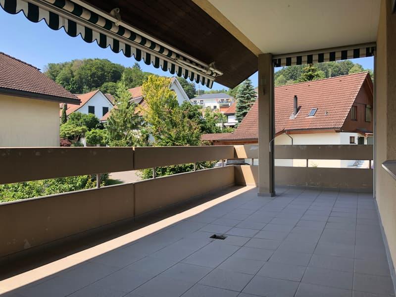 Grosszügige 4.5 Zi-Wohnung in Reitnau